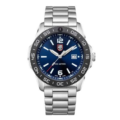 Luminox Blue and White Pacific Diver Watch