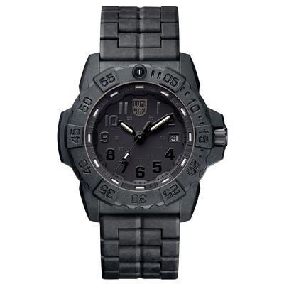 Luminox Black Navy SEAL Watch