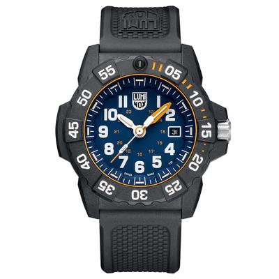 Luminox Black and Blue Navy SEAL Foundation Exclusive Watch