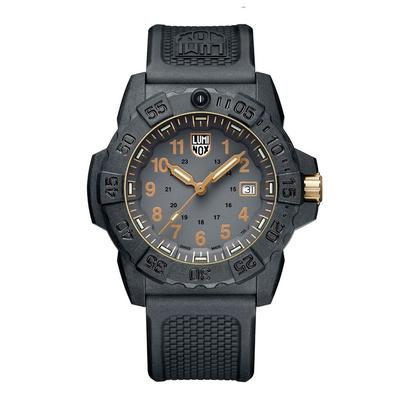 Luminox Black and Gold Navy SEAL Watch