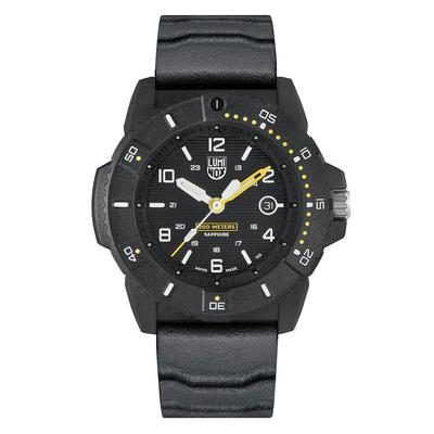 Luminox Black and Yellow Navy SEAL Magnifying Glass