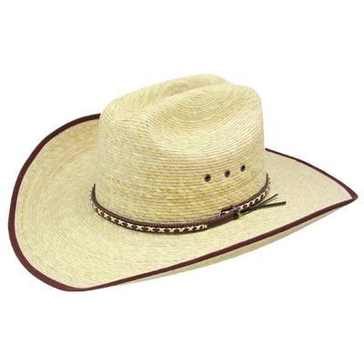 Resistol Youth Brush Hog Jr Straw Hat