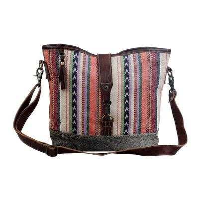 Myra Multicolored Shoulder Bag