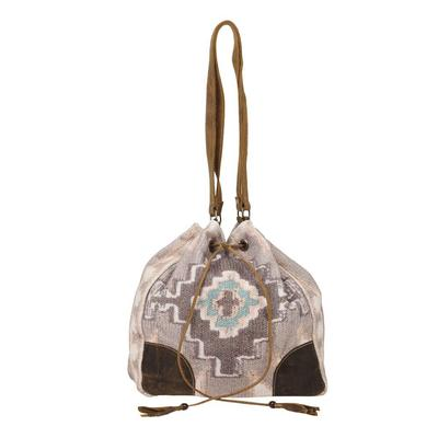 Myra Temple Run Bucket Bag