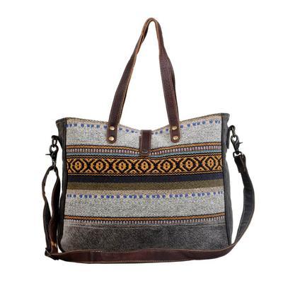 Myra Rustic Weekender Bag