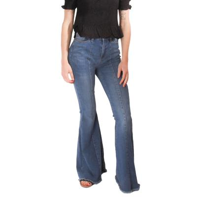 Judy Blue Women's High Rise Flare Jeans
