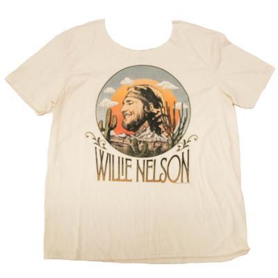 Gina Tees Women's Willie Cactus T-Shirt Dress