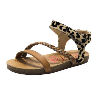 Girl's Goya Leopard Sandals