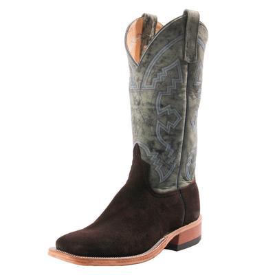 Anderson Bean Men's Black Pig Western Boots