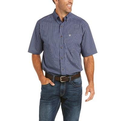 Ariat Men's Pro Series Chase Stretch Classic Fit Shirt