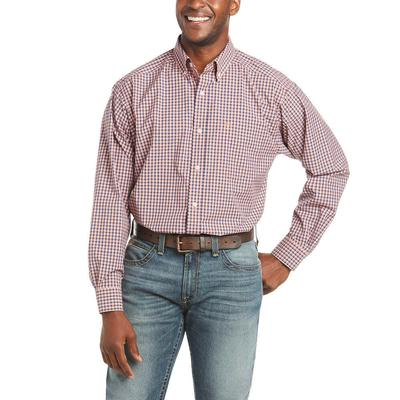 Ariat Men's Pro Series Benjamin Classic Fit Shirt