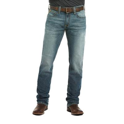 Ariat Men's M4 Low Rise Stretch Stockton Stackable Straight Leg