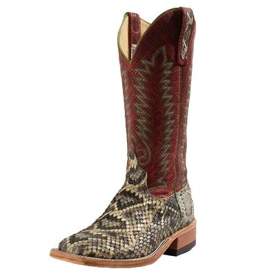 Anderson Bean Men's Red Rattler Boots