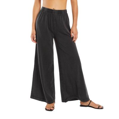 Z Supply Women's Scout Jersey Flare Pants