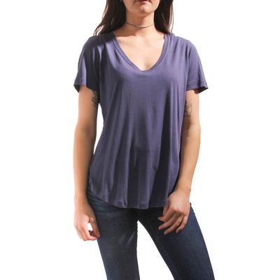 Z Supply Women's Kasey Modal V-Neck Top