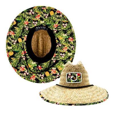 Avid Sundaze Straw Hat PINAPPLE