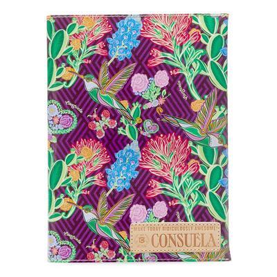 Consuela Ruby Notebook Cover