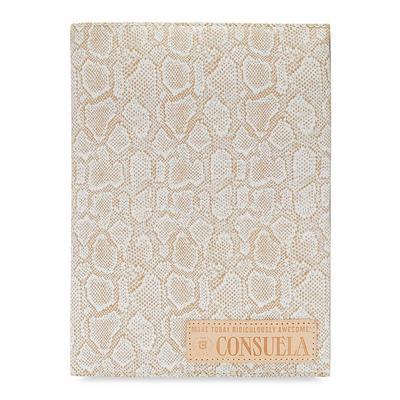 Consuela Clay Notebook Cover