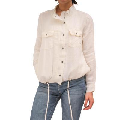 Dylan Women's Linen Road Trip Jacket