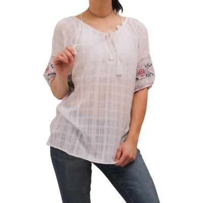 Dylan Women's Tala Embroidered Top