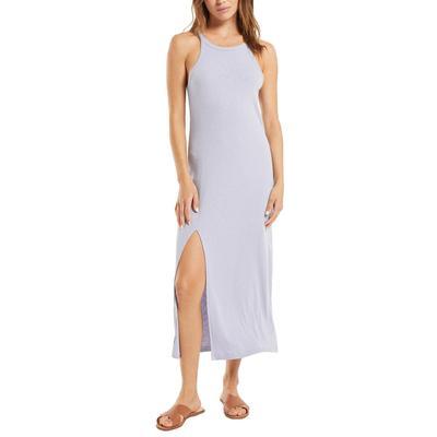 Z Supply Women's Palisades Ribbed Midi Dress