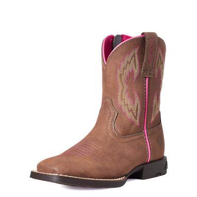 Ariat Girl's Child Dash Western Boots
