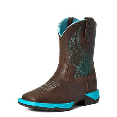 Ariat Boy's Anthem Java Easy Fit Western Boots