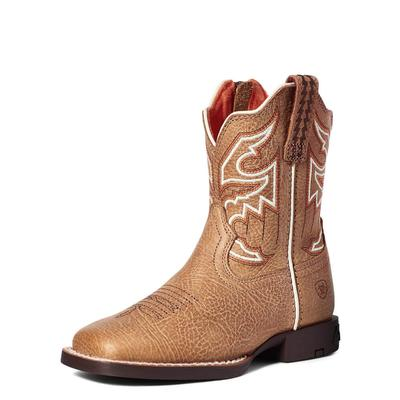 Ariat Youth Sorting Pen Easy Fit Cottage Western Boots