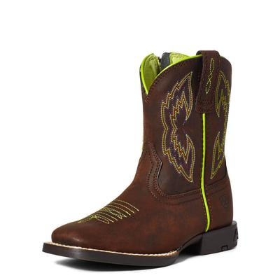 Ariat Youth Easy Fit Dash Western Boots