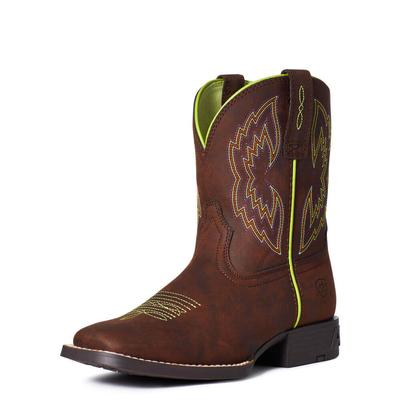 Ariat Youth Dash Carafe Western Boots