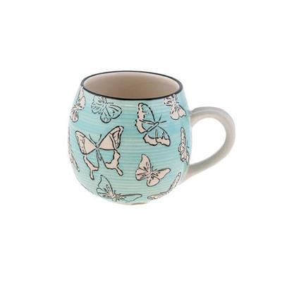 Fiona Butterfly Mug