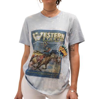 Gina Tees Women's Night Rider T-Shirt
