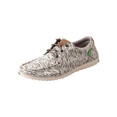 Twisted X Men's Zero X White & Grey Shoes