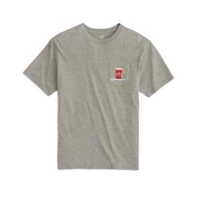 Southern Tide Men's Flip N Skip Heather T-Shirt