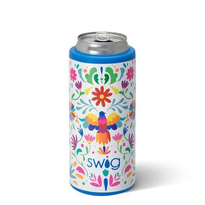 Swig Viva Fiesta Skinny Can Cooler