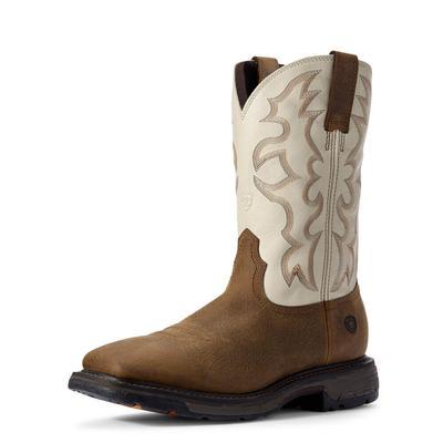 Ariat Men's Workhog Soft Toe Work Boots