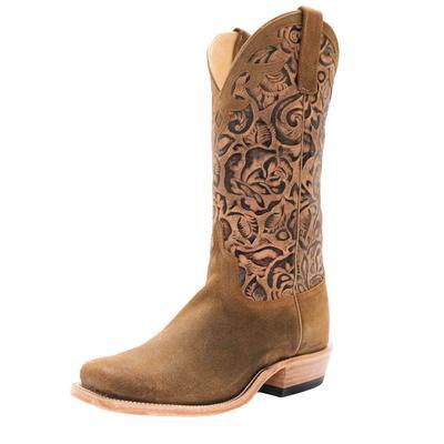 Anderson Bean Men's Sahara Suede Western Boots