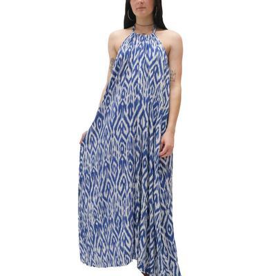 Elan Women's Halter Top Maxi Dress