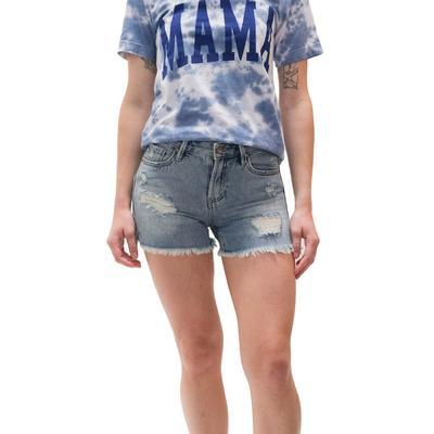 Dear John Women's Distressed Gigi Shorts