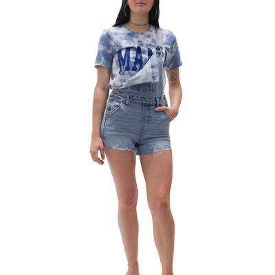 Judy Blue Women's Denim Overall Shorts