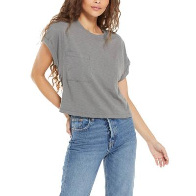 Z Supply Women's Keely Slub Crew T-Shirt