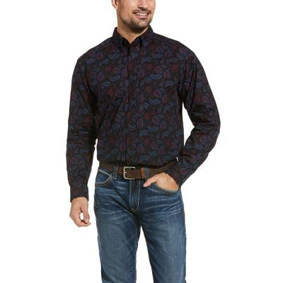 Ariat Men's Razin Classic Fit Shirt