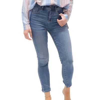 Dear John Women's Distressed Olivia Skinny Jeans