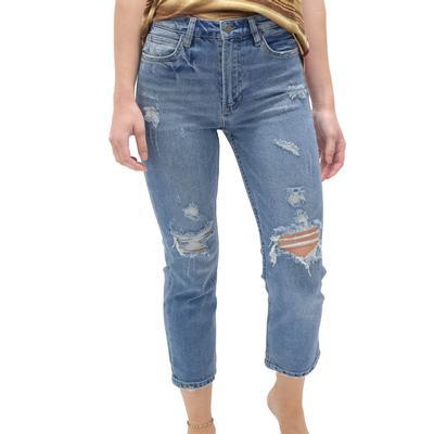 Dear John Women's Frankie Straight Leg Jeans