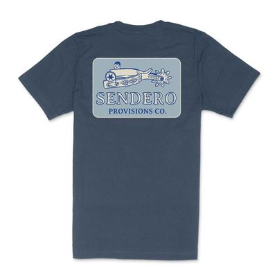 Sendero Provisions Co. Men's Hopper Fancy Spurs T-Shirt