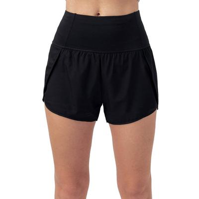 Women's High Waisted Track Shorts