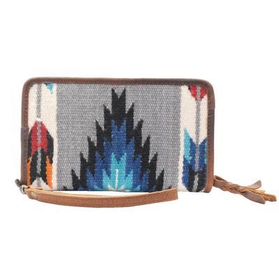 American Darling Small Saddle Blanket Wallet Crossbody