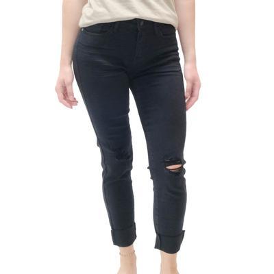 Judy Blue Women's Mid Rise Slim Fit Jeans