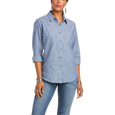 Ariat Women's Billie Jean Denim Shirt