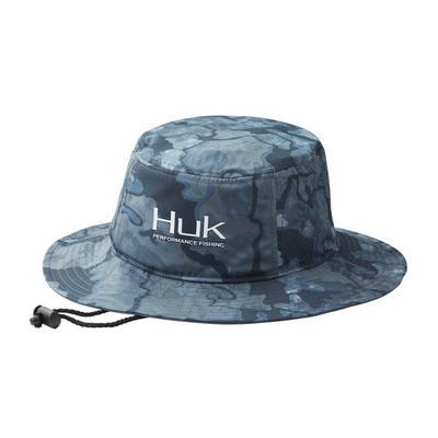 Huk Men's Current Camo Bucket Hat